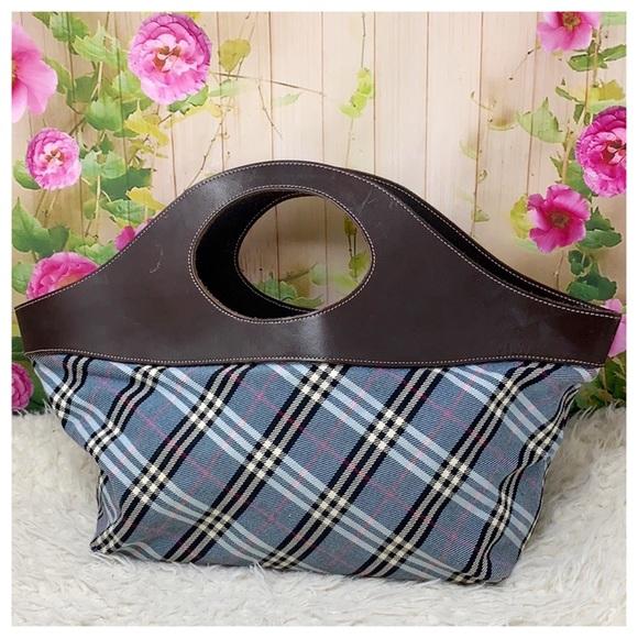 Burberry Handbags - Authentic Burberry Nova Check Handbag